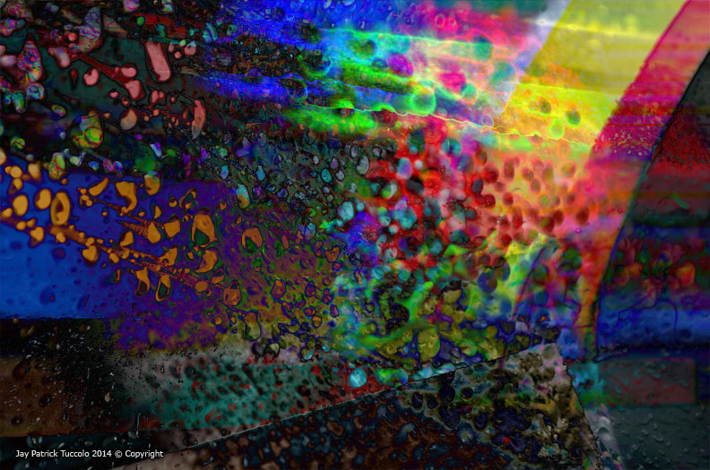 Psychedelic Reverberation, Jay P. Tuccolo 11-2014